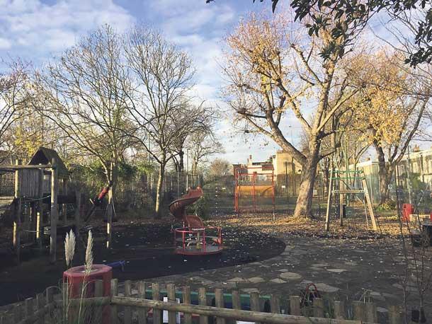 Papa's Park Playground