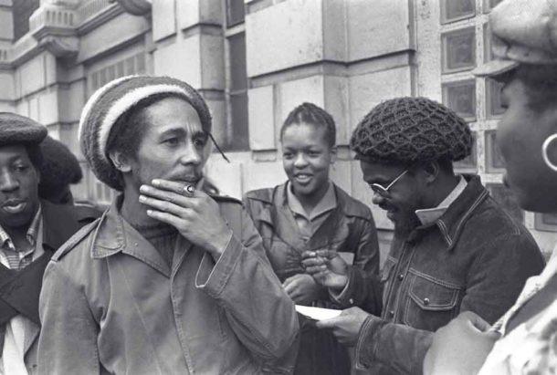 Bob Marley © Neil Kenlock