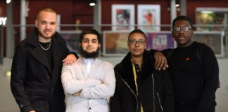 Three London poets featured in 'In Other Words'