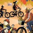 Festive Bike Ride publicity