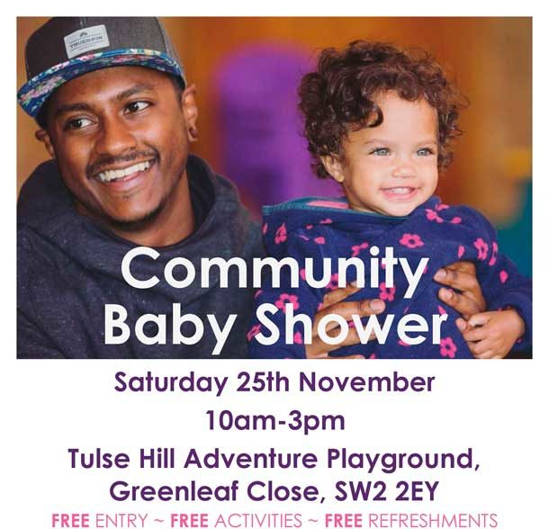 Poster for Tulse Hill Baby Shower