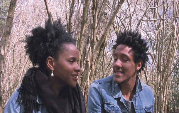 Sophia (Zoié Dash) and Alan (Jaz Hutchins)