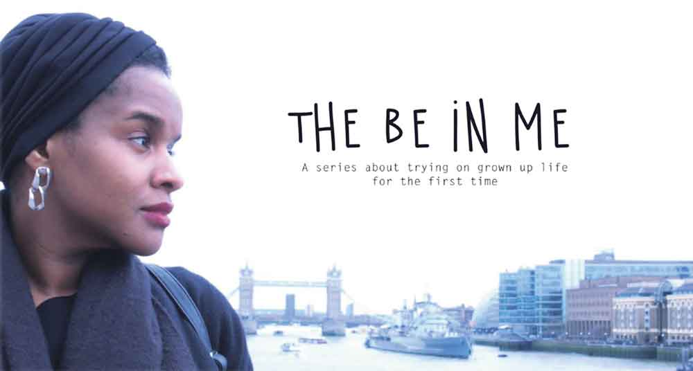 The Be In Me poster