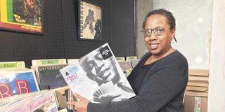 Claudia Wilson of Pure Vinyl Reocrds
