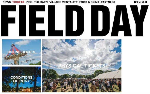 Field Day website