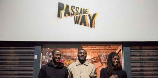 Resolve Collective take over Passageway at Brixton Station