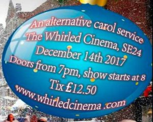 Sing along for charity @ Whirled Cinema | England | United Kingdom