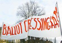 Ballot Cressingham banner