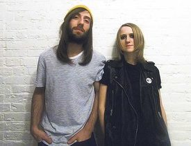 Brixton punk rock duo TOMMYANDMARY