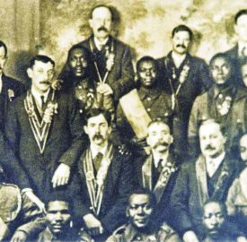 WW1 West Indian soldiers in Seaford