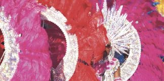 Costumes at Trinidad Carnival