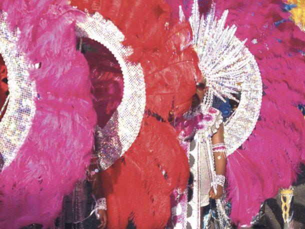 Costumes at Trinidad Carnival
