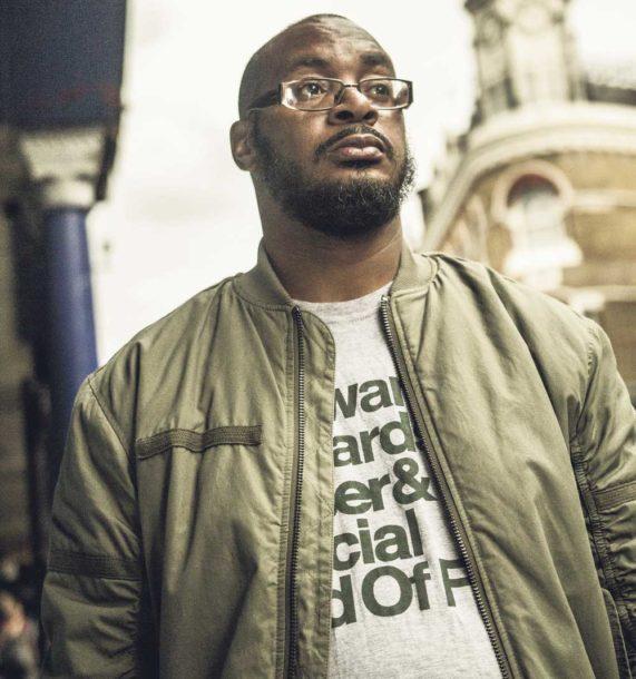 Hip Hop artist Ty