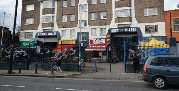 Brixton Village exterior