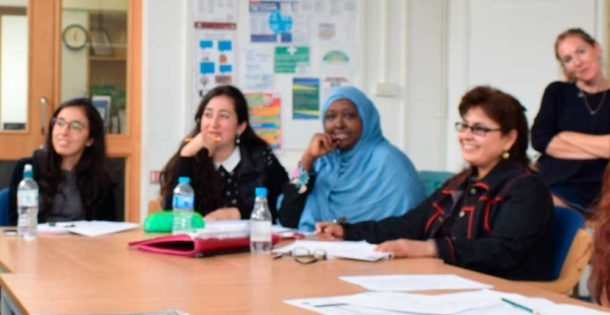 English speakers of other languages classes at High Trees Community Trust