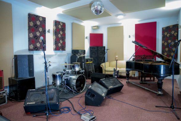 Brixton Hill Studios' studio one