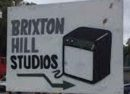 Brixton Hill Studios sign