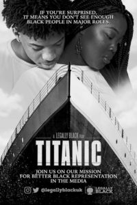 Legally Black Titanic poster