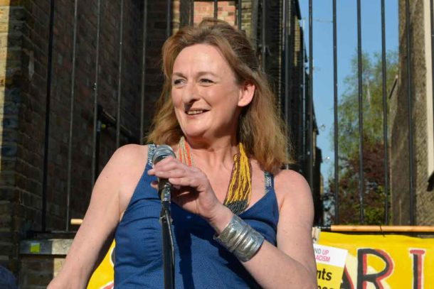 Lambeth independent councillor Rachel Heywood, who represents the ward that contains Windrush Square, explained how she had contacted the Jamaican prime minister about the crisis