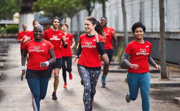 GoodGym runners