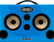 Stand BoomBocs 2 in blue