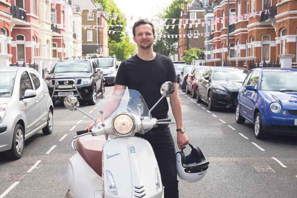 Brixton start-up wants to help you onto two wheels   Brixton Blog