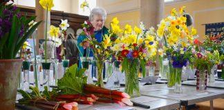 LHS flower show