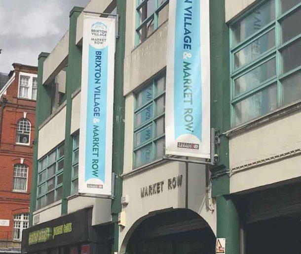 Brixton Market Row