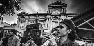 Add a New Post ‹ Brixton Blog — WordPress