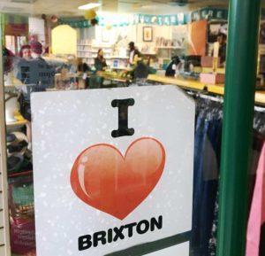 Barnardo Poster I Love Brixton
