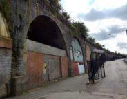 Valentia Place arches