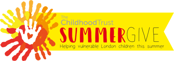 Childhood Trust Summer Give logo