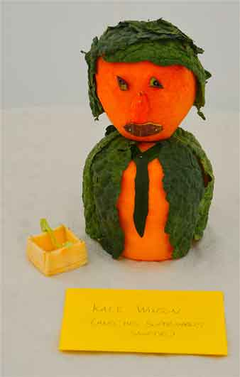 Kale Winton. host of Supermarket Swede