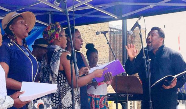 Pegasus community choir