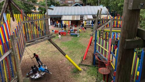 Christmas community market at Grove Adventure Playground @ Grove Adventure Playground | England | United Kingdom