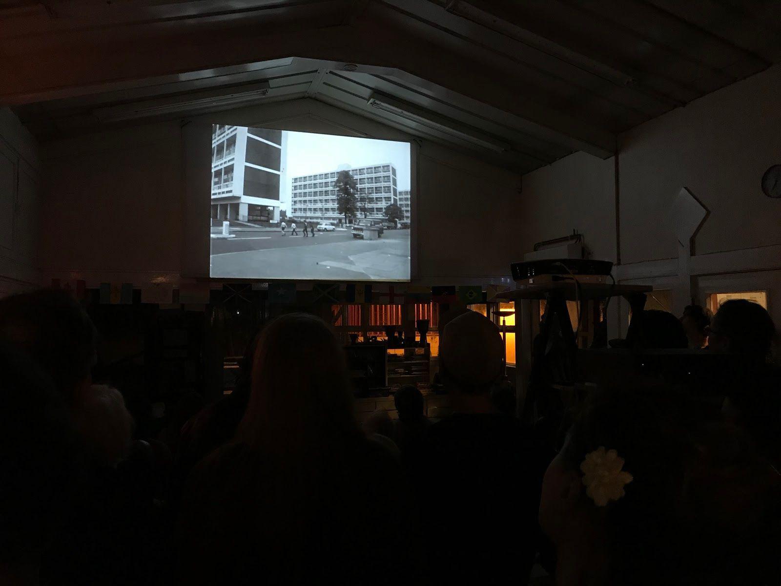 Film Screening at the Loughborough gala