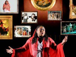 Pegasus Opera performer