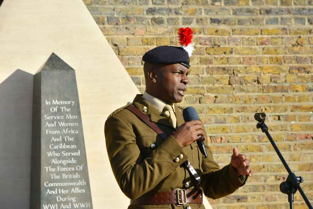 Shaun Bailey, a London Assembly Member, who was a member of the Army Cadet Force and is now an honorary colonel