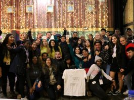 Young people celebrate news of award from Mayors Young Peoples Fund