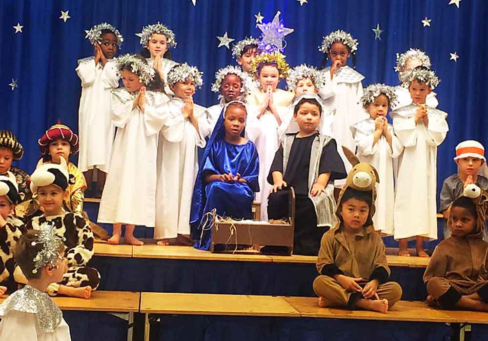 Corpus Christi nativity play
