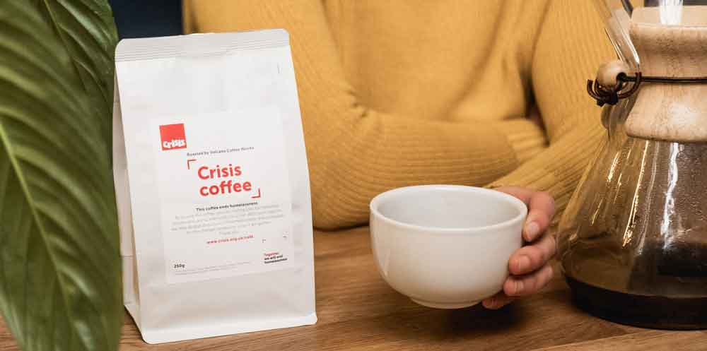 Crisis coffee pack