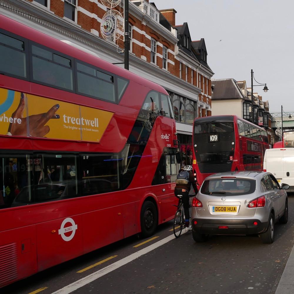 Brixton Road Traffic