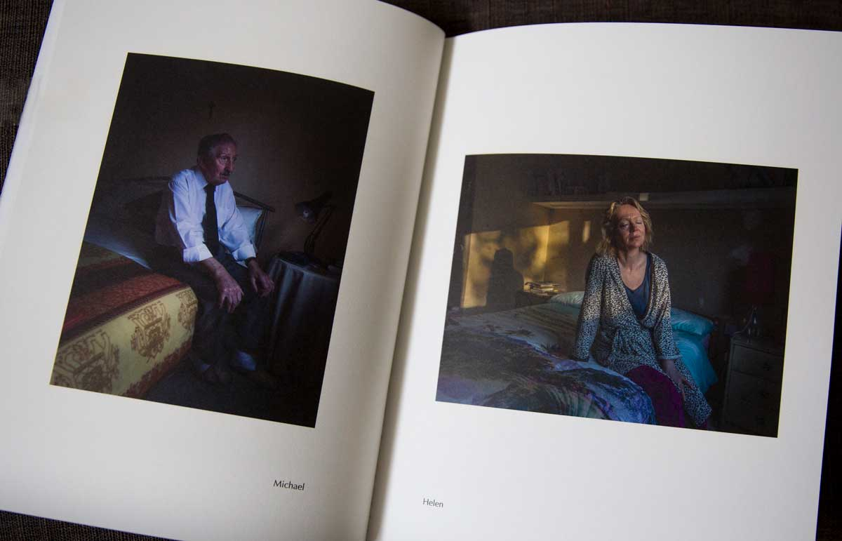 Pages of photography from Sanctum Ephemeral - photos of Cressingham residents