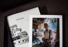 Page from Sanctum Ephemeral photography of Cressingham residents