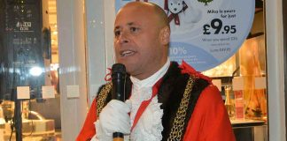 Mayor Christopher Wellbelove
