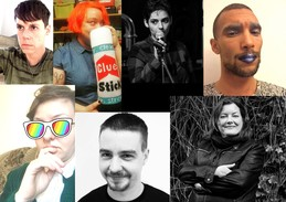 Queer Alphabet Soup @ Tate South Lambeth Library | England | United Kingdom