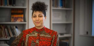 Arike Oke,new chief exec of Black Cultural Archive