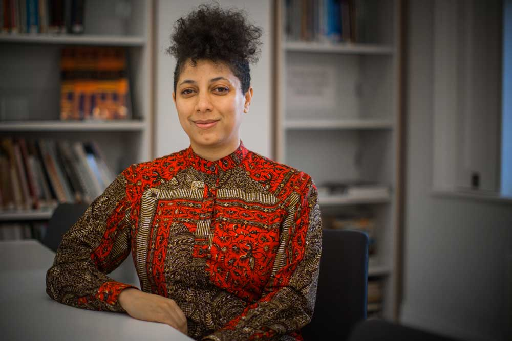 Arike Oke,,new managing director of Black Cultural Archives