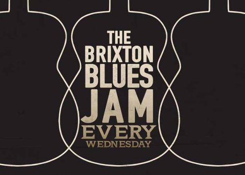 Brixton Blues Jam @ The Blues Kitchen | England | United Kingdom