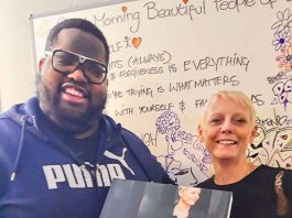 Solomon Smith and Sarah Jones: inspiration to help jobless people